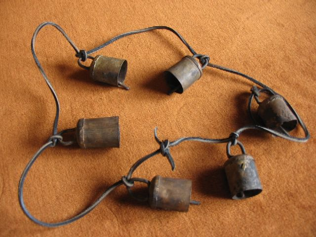 - Name:		Donky bells
