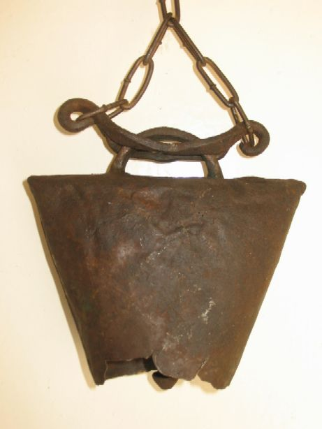 1. Name:	Bell for cattle