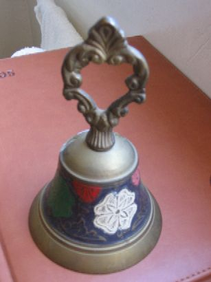 31. Name:		Russia � Painted bell