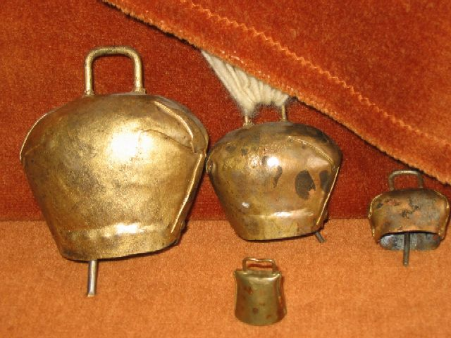 - Name:		Romanian Cow-bells