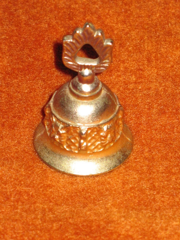 Moorish bronze bell from Sevilla - Spain