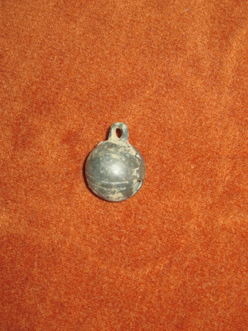 14-15th c. Ottoman Empire bronze bell.