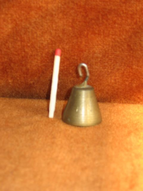 - Name:		Old Toy bell 1